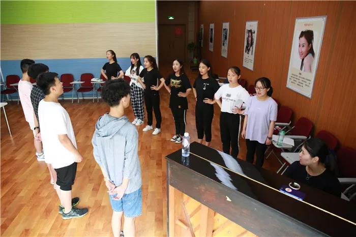 声乐培训课堂