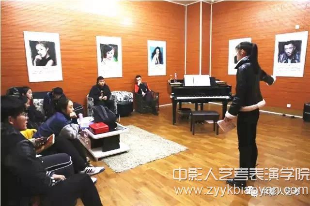 声乐唱法训练课堂