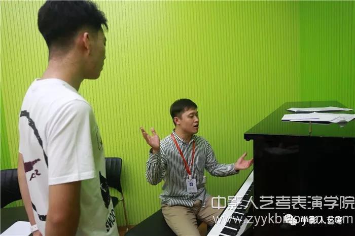 声乐训练课堂