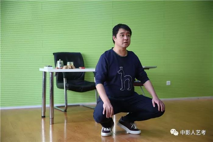 麻公博教授台词训练课堂